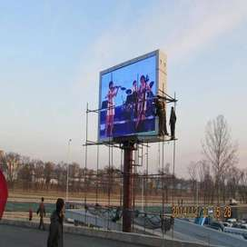 SMD Screen LED Panel - Color P10 SMD LED Display Board