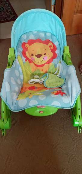 fisherprice  baby bouncer