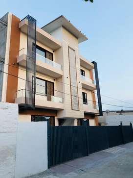 32 lakh 2 bhk well furnished independant floor