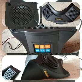 Speaker motosound waterproof