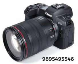 Canon eos R for rent