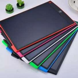 Tab LCD edukasi anak papan tulis digital belajar menulis menggambar