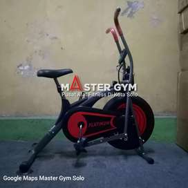 SEPEDA STATIS - Grosir Alat Fitness - Master Gym Store !! MG#9432