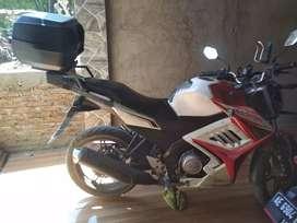 Yamaha vixion 2013 free box givi