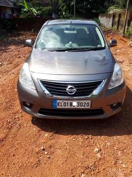 Nissan Sunny XV Premium Pack (Safety), 2012, Diesel
