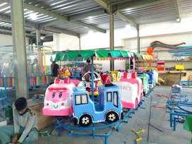 Odong Robocar Tayo fullfiber mainan eskavator mini UL