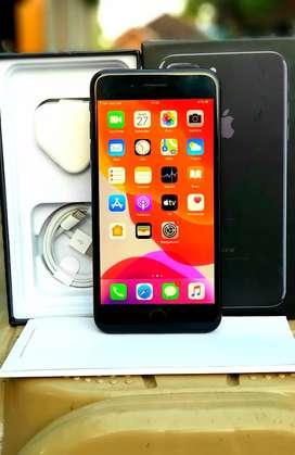 iPhone 7 Plus Black Mate
