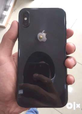 iphone X 64gb face id not worked only charger Proof k liye adhar card