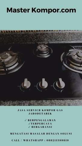 Jasa Service Kompor Gas Cakung,Penggilingan,Buaran,Pulo Gebang(Servis)