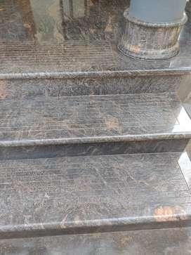 Floor Tiles / Marble / Granite work
