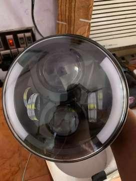 BULLET 350 CLASSIC LATEST LED HEAD LIGHT