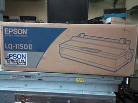 Epson LQ- 1150 II  Printer unboxed For just Rs. 5900/-