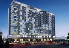 Bahria midway residensia 430 sq ft. Office. First floor.