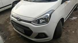 Hyundai Xcent 2016 Diesel 104500 Km Driven in mint condition