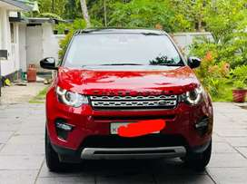 Range Rover Discovery Sport 2018