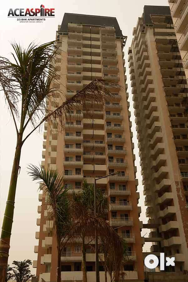 Ace Aspire Greater Noida West - Ready to Move Flats for Sale 0