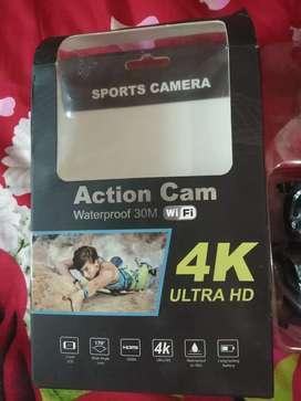 Action Cam Waterproof 30M wifi 4K Uktra HD