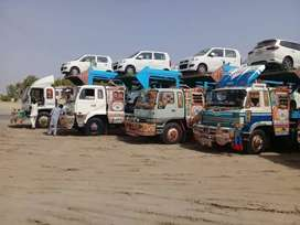 Car Carrier  And Goods Transport Services All Pakistan