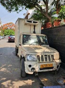 Mahindra Bolero Maxi Truck with Refrigeration 0 degree