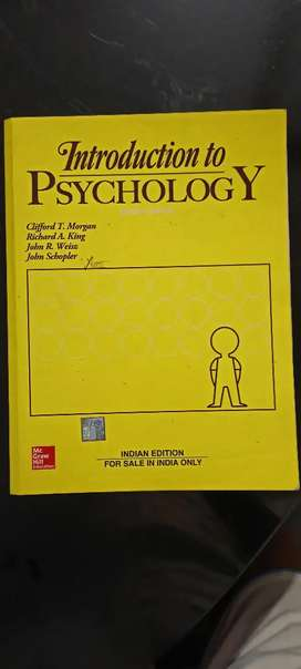Introduction to psychology 7th edition