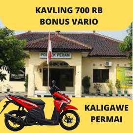TANAH SLEMAN Hanya700 rb 10 Menit Jl Solo-Jogja Bonus Motor