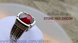 Letest Design in Italian Ring