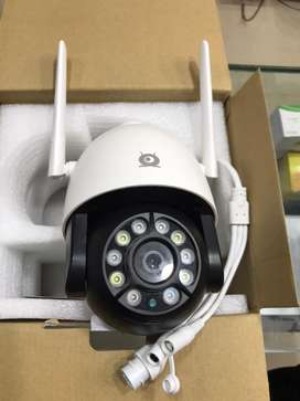 Wifi High Speed Mini Ptz Dome Ip Camera Full Colour Hd with 5MP