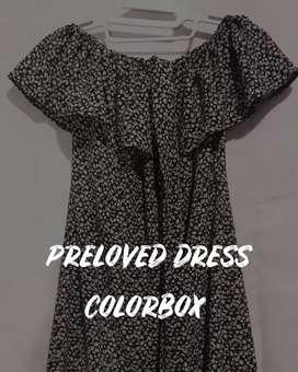 DRESS COLORBOX SABRINA