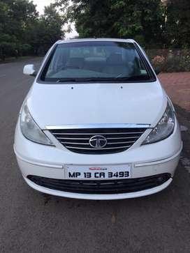 Tata Manza Aura + Safire BS-IV, 2011, Petrol