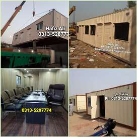 Container shops porta cabin guard room prefab home security cabins