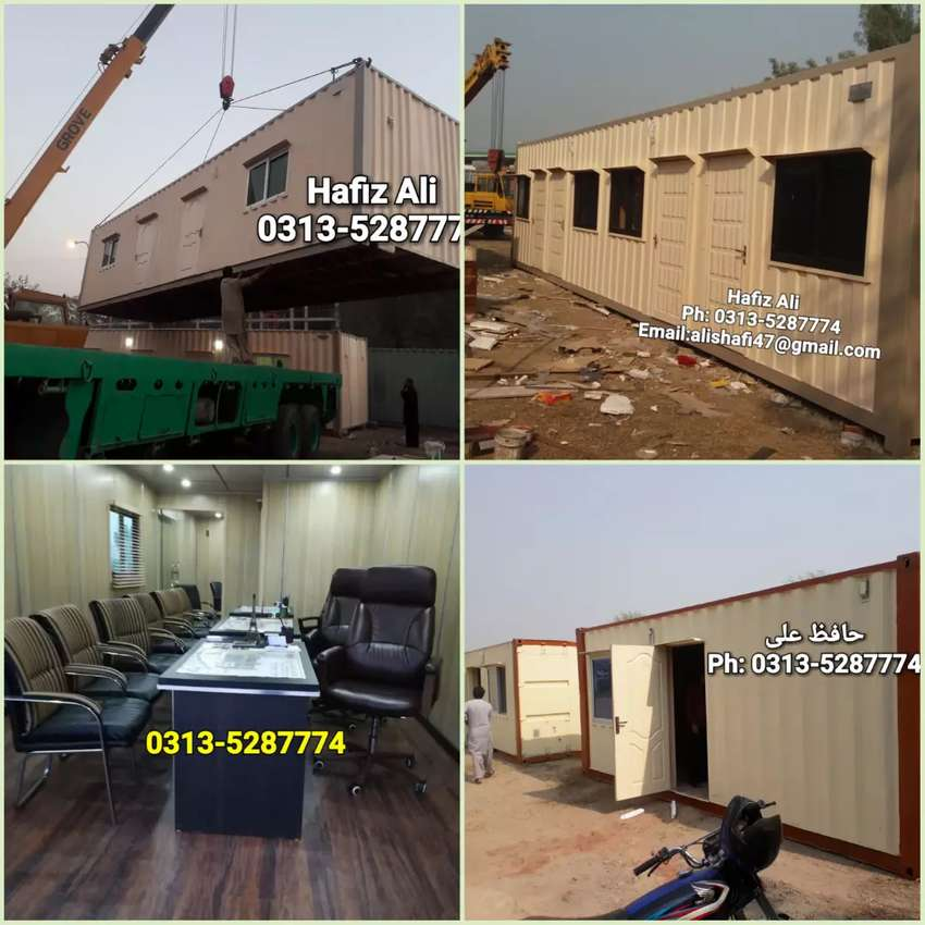Container shops porta cabin guard room prefab home security cabins 0