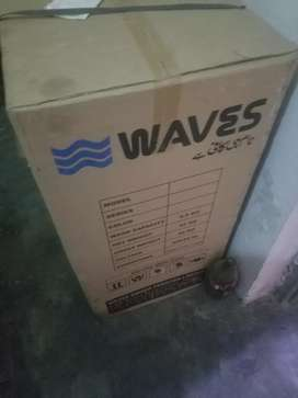 Waves new pack semi automatic machine