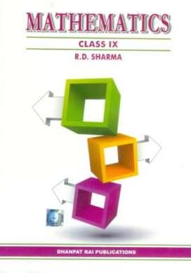 R.D. Sharma IX (Maths)