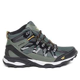 Brand New Wildcraft Shoes