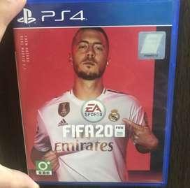 "KASET PS4 ""FIFA 20"""
