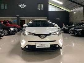 Toyota CHR 2018 AT Putih Asli Bali TT CRV HRV Jazz Juke Mazda Scross