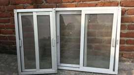 Aluminium windows 510 square feet