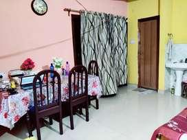 Semi furnished 2bhk in Bhaskarnagar Guwahati - Only 2 wheeler parking