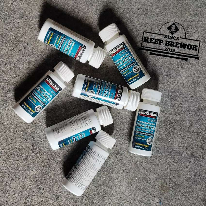 Minoxidil (keepbrewok) 0