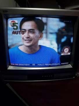 TV Digitec 21 inc normal & gambar jernih