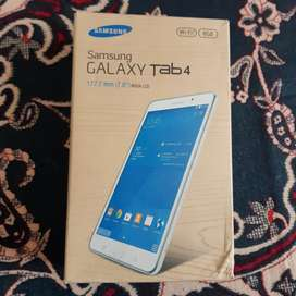 Samsung tab 4  price is a little negotiable