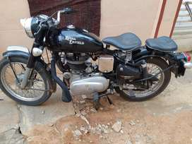 Royal Enfield Bullet 1977