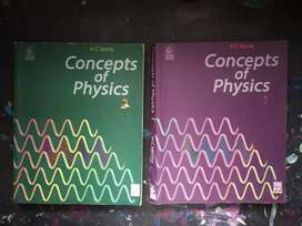 H C Verma - Concepts Of Physics-PART ONE AND TWO BOTH