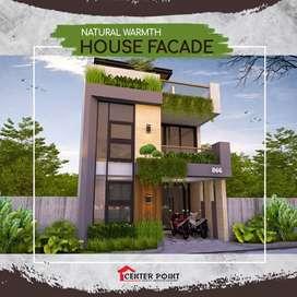 Desain rumah arsitek rab interior gambar imb 17 th di Makassar