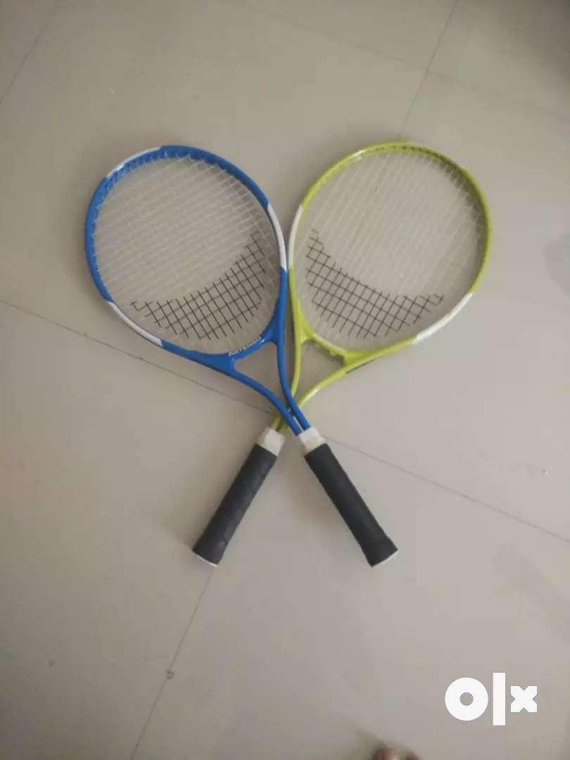 Lawn Tennis Rakets Set 0