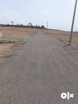 1000sqft Plots for Sale at Road Touch, Ranjangaon, Pune