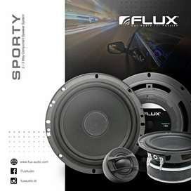Speaker Split FLUX Sporty 260 Include Instalasi