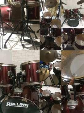 Drum Rolling Tw Series