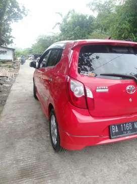 Toyota Agya Matic 2015 type G