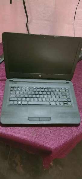 HP Laptop (Windows 10 pro/4 GB RAM/ 1TB storage)